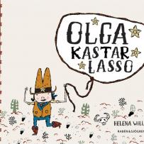 Olga kastar lasso