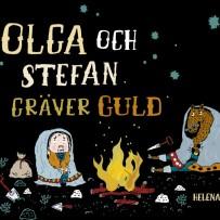 Olga och Stefan gräver guld